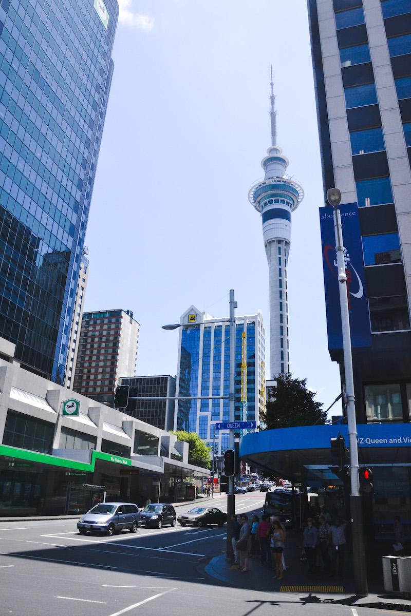 Auckland-Fernsehturm