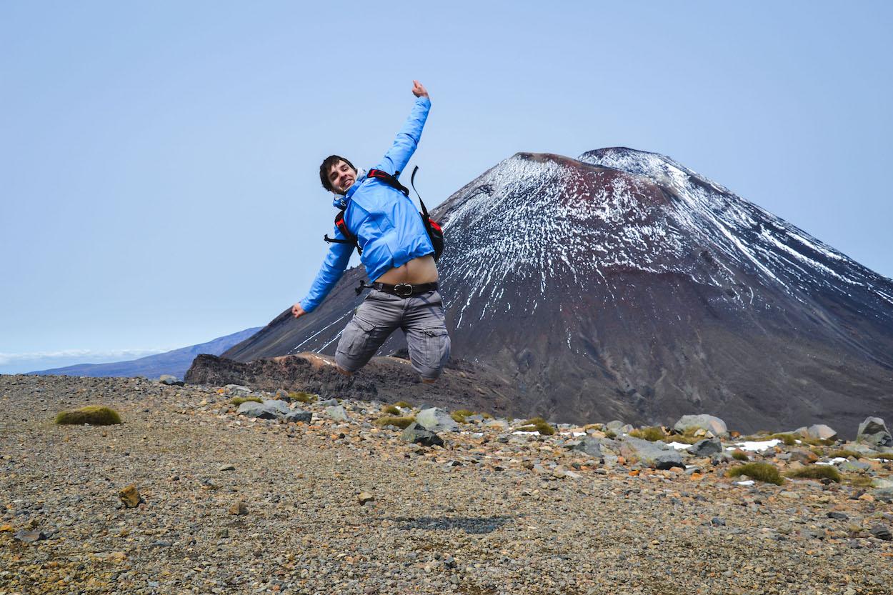 Tongariro-Mordor