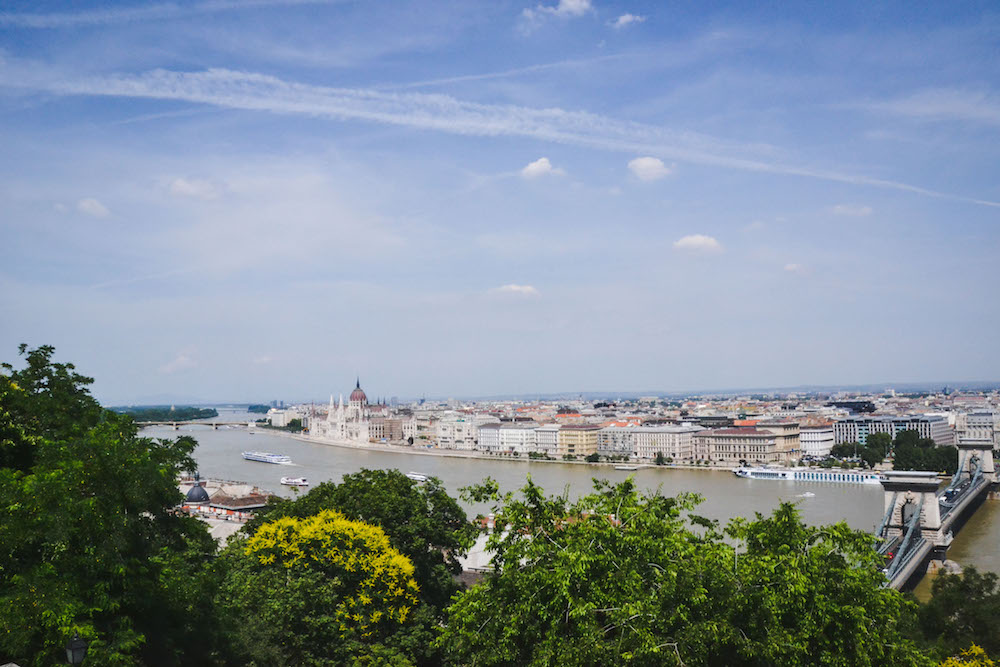 Budapest Lookout