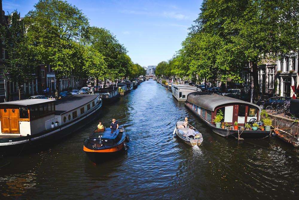 Amsterdamm-Gracht