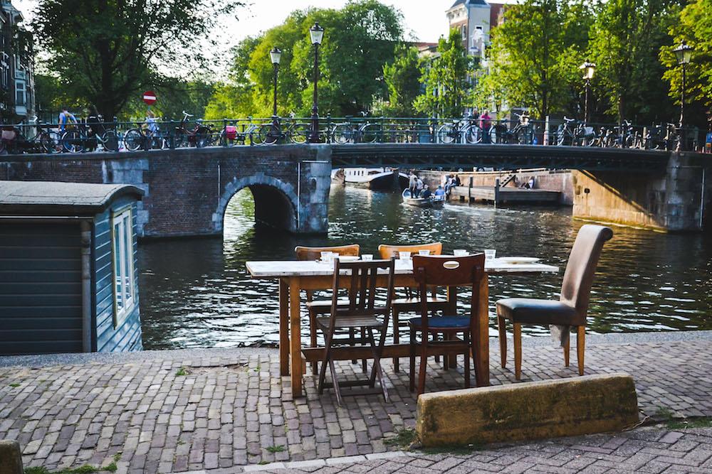 Amsterdamm-Lifestyle