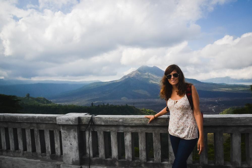 Gunung Batur Aussichtsplattform