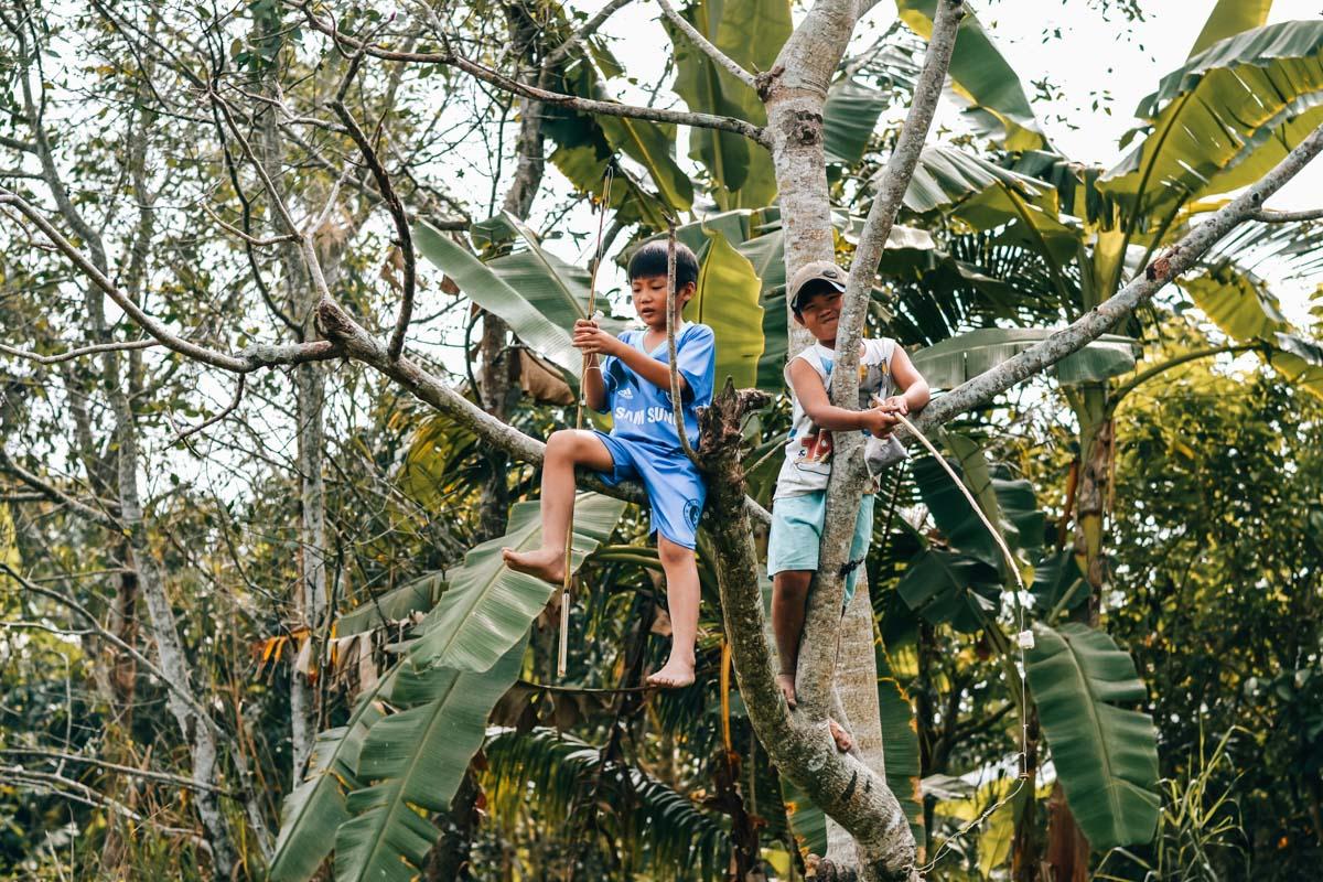 Kinder Mekong Delta