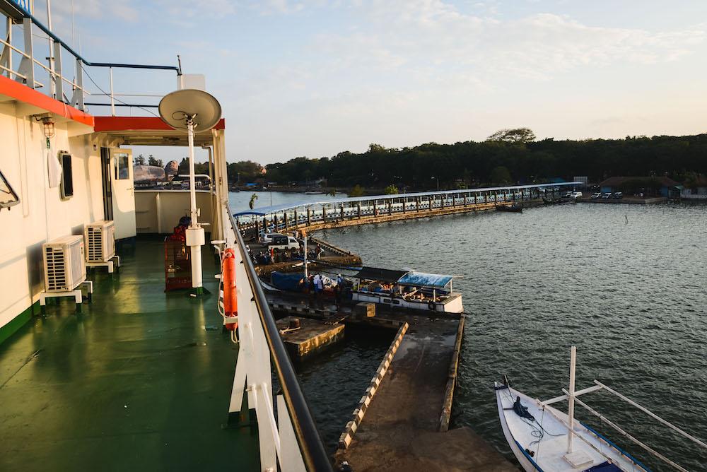 Japara Ferry