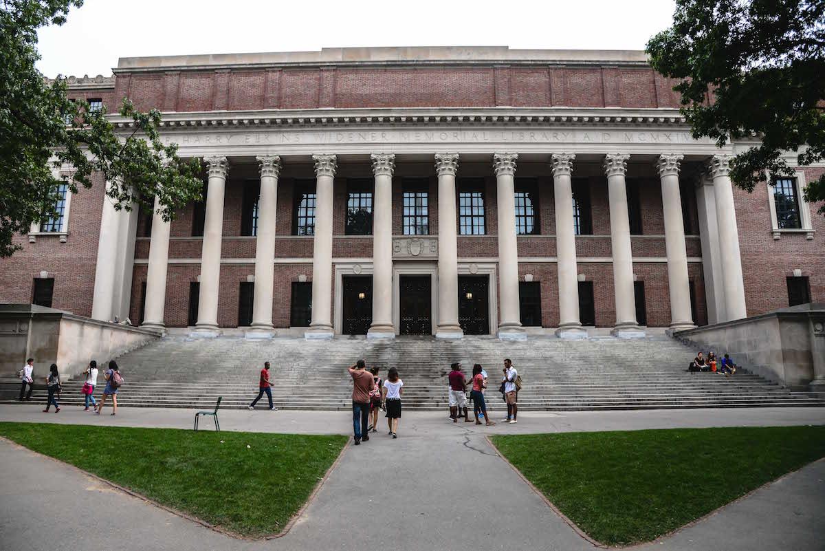 Harvard-university-library