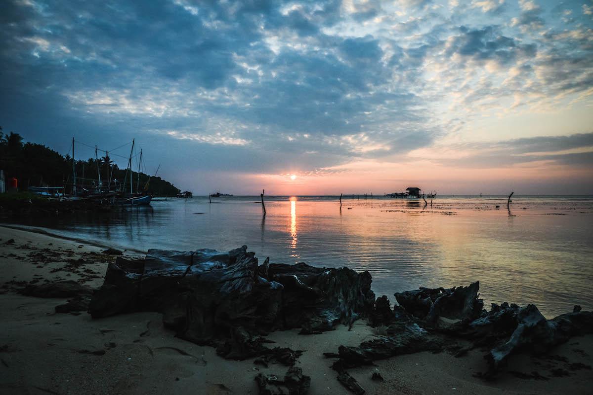 Sonnenuntergang Karimunjawa Tipps