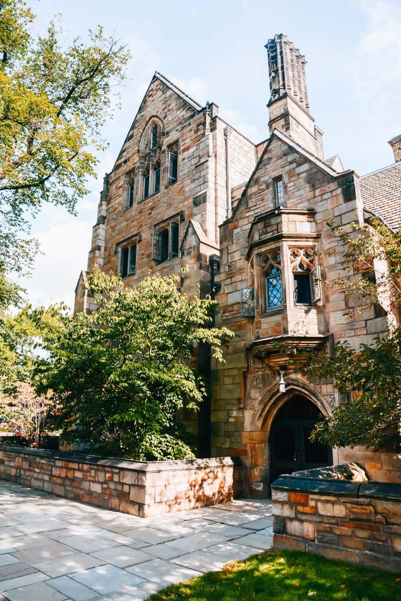 Yale-University-Campus