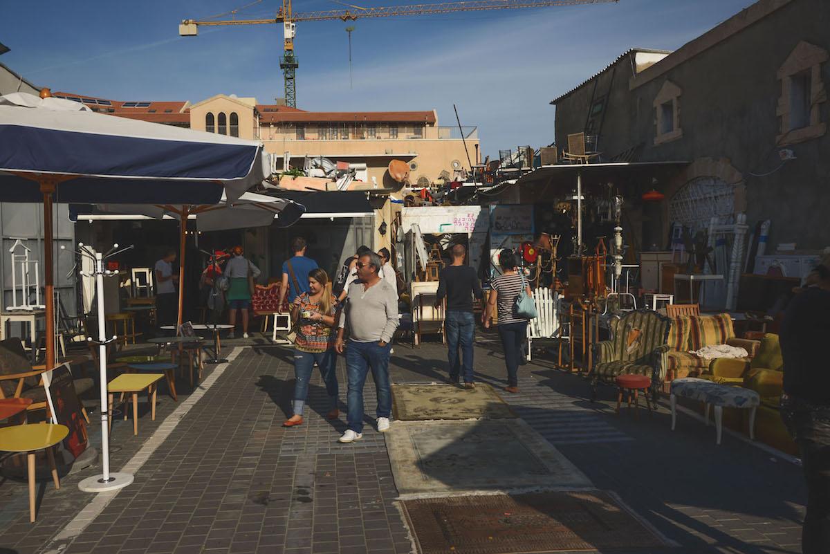 Flohmarkt Tel Aviv
