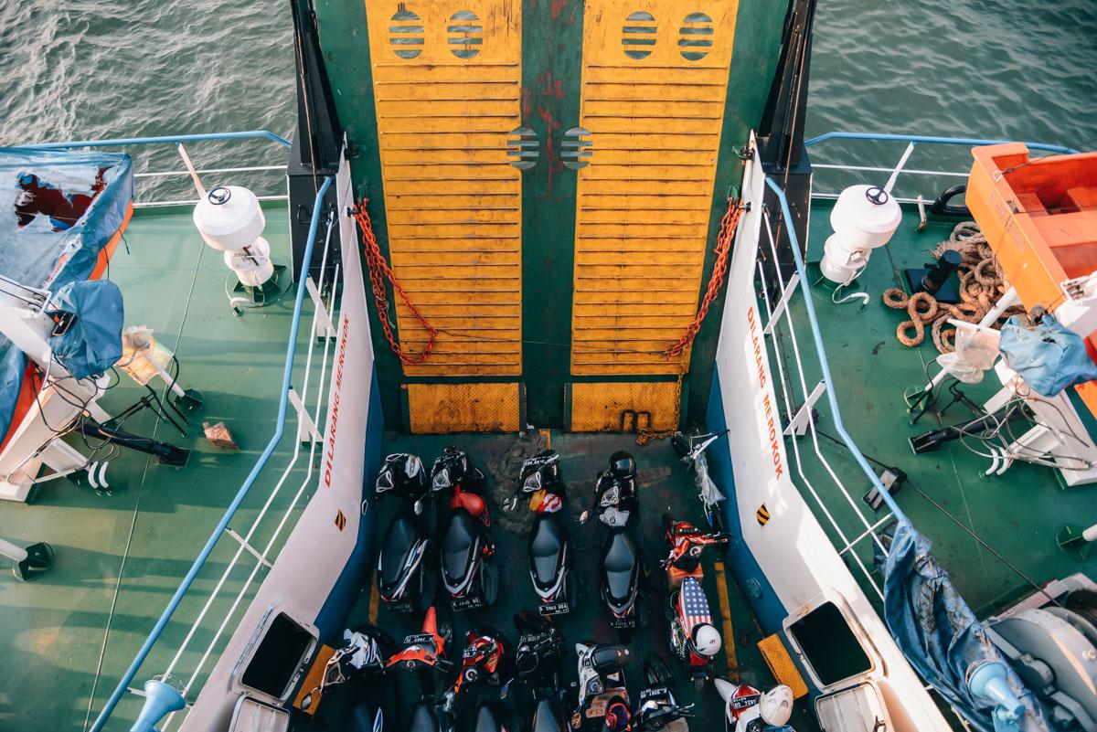 Fähren Indonesien Sicherheit