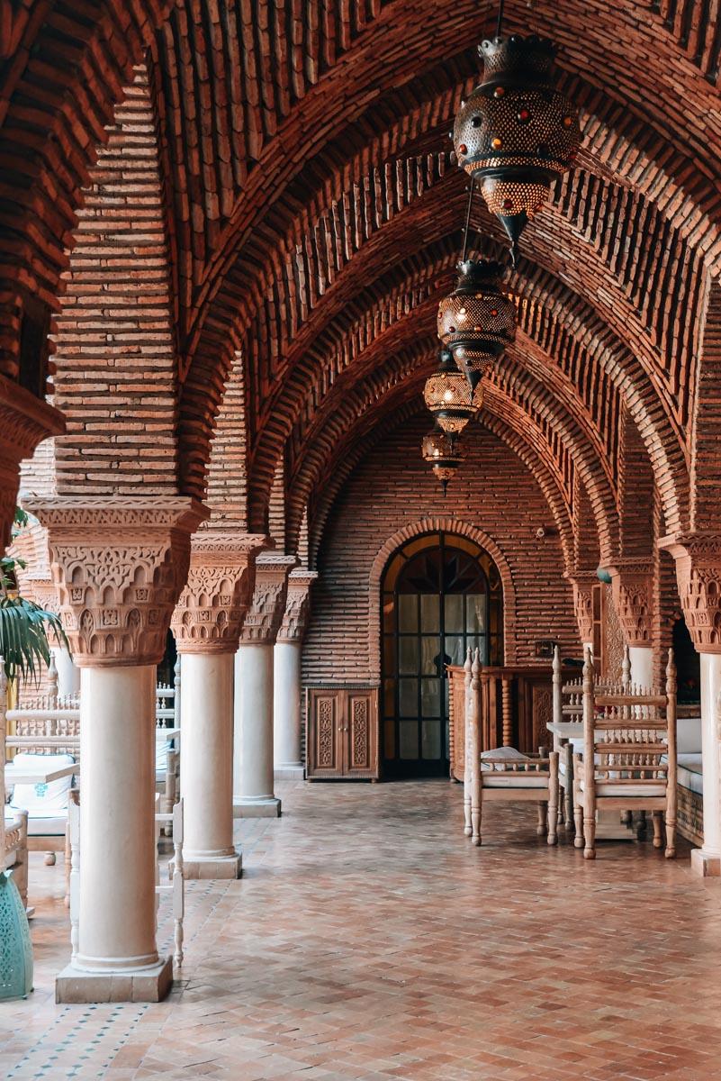 La Sultana Marokko