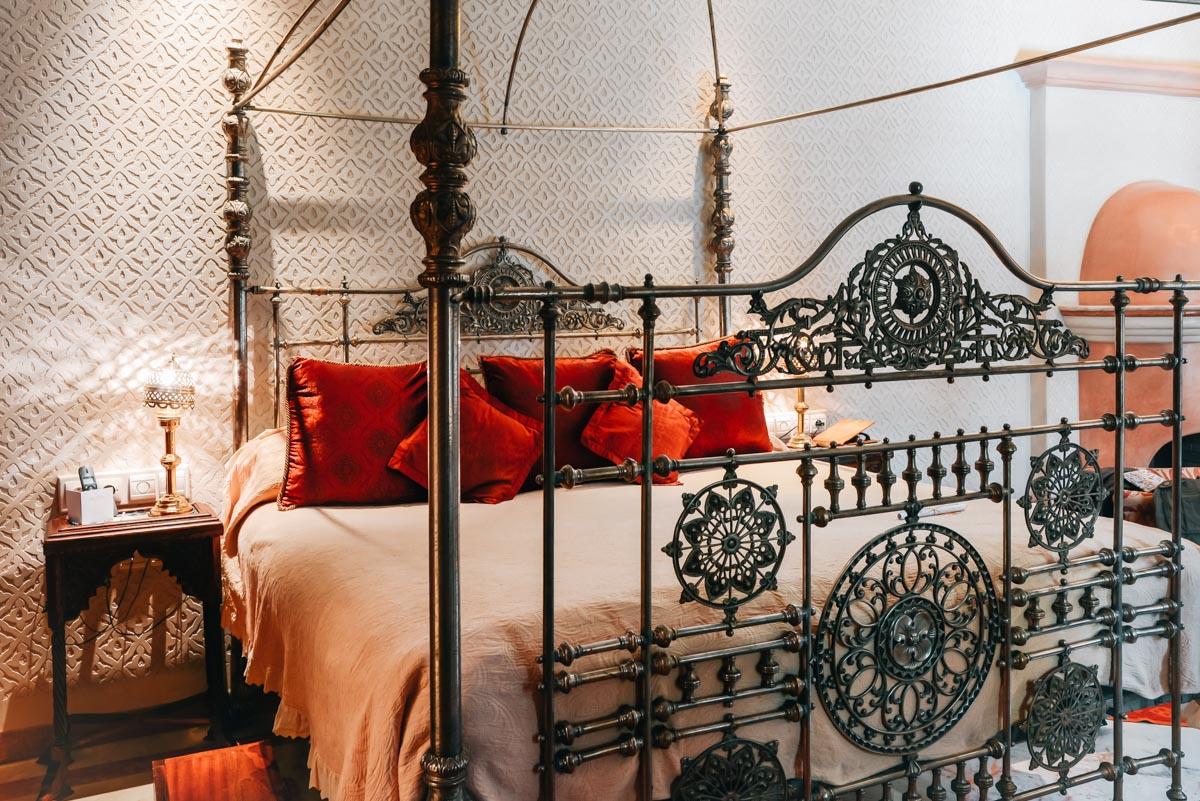 La Sultana Marrakech Zimmer