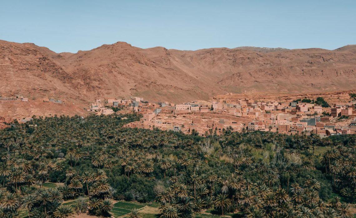Marokko Route