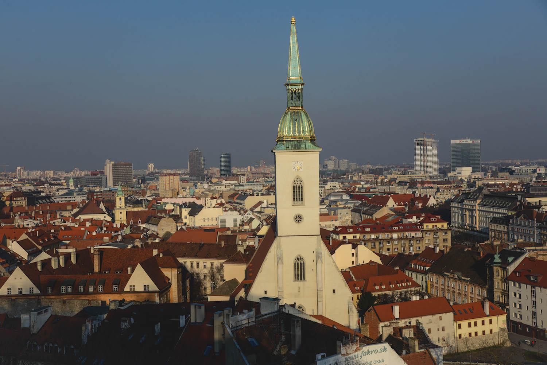 Bratislava Overview