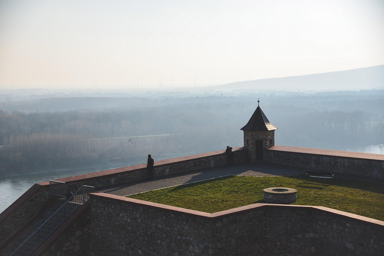 Bratislava Castle Overview