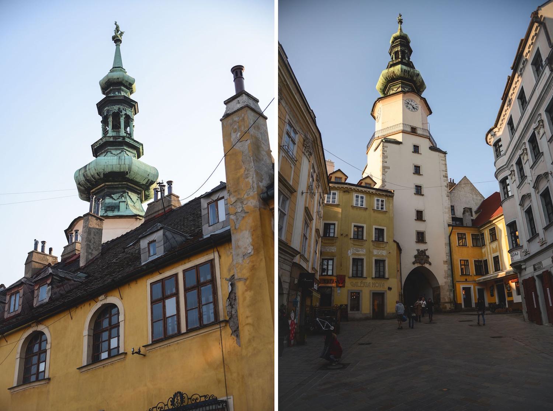 Bratislava City Centre