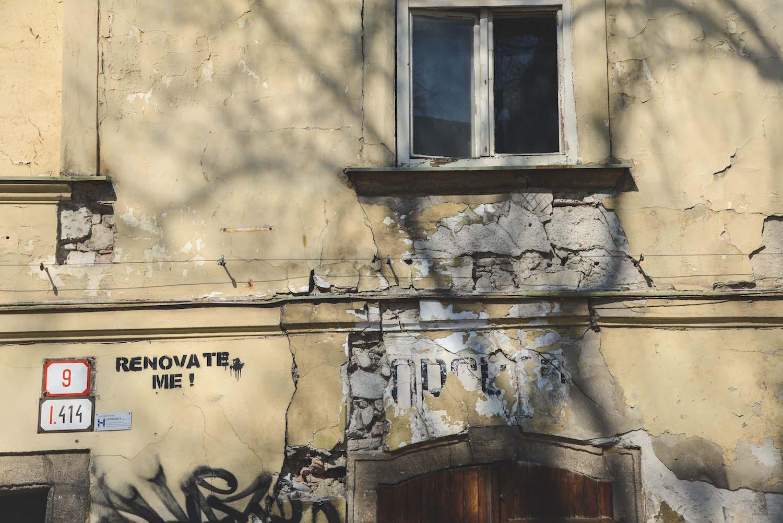 Bratislava Old House