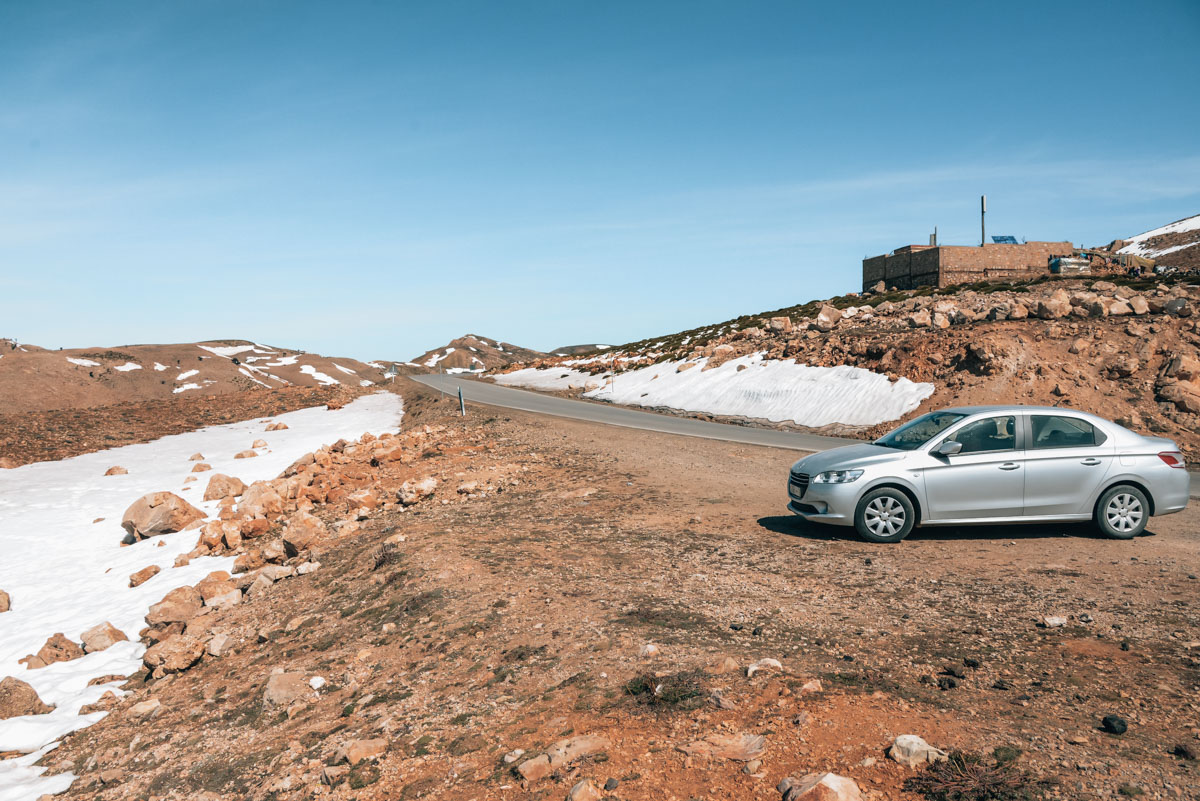 Marokko Mietwagen Tipps