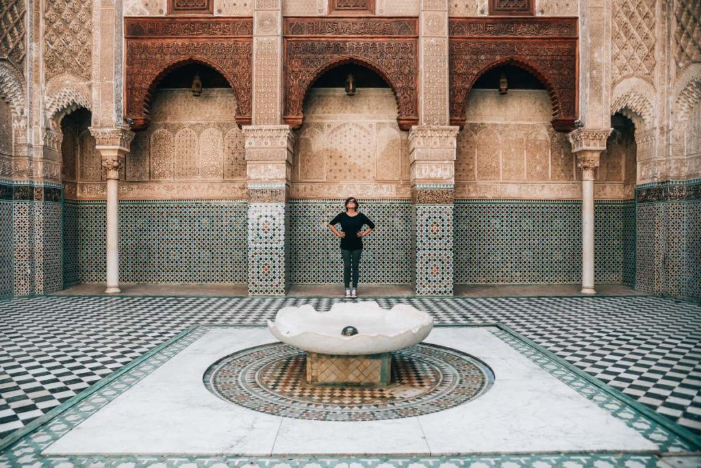Fes Tourist Attractions
