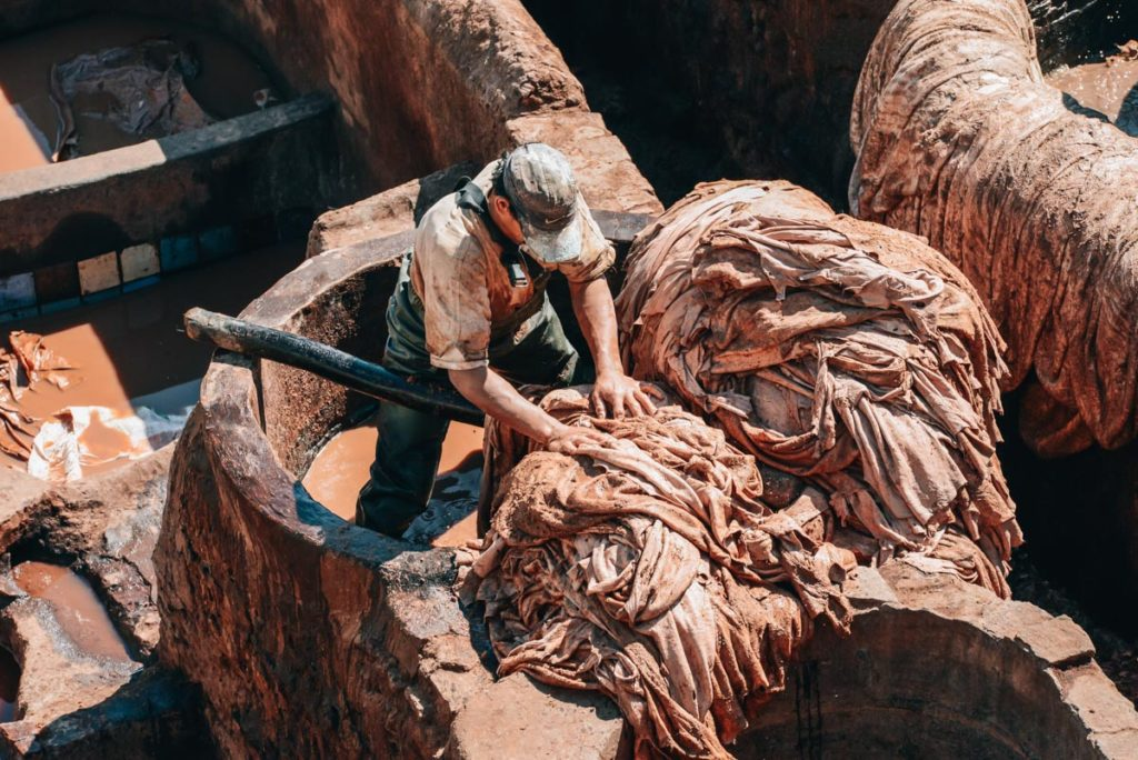 Tanneries Fes Tips