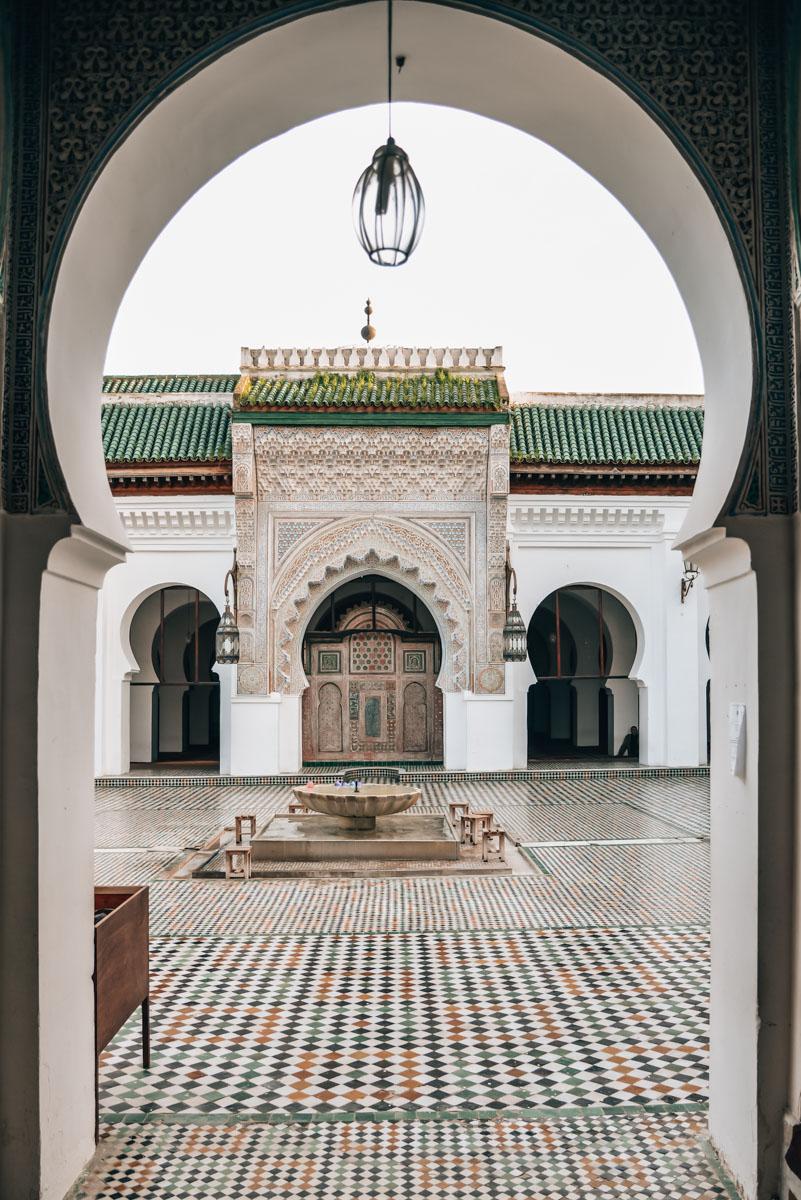Kairaouine Moschee