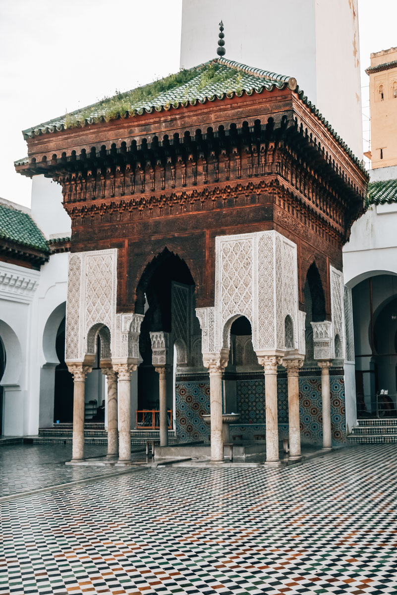 Moschee Fes