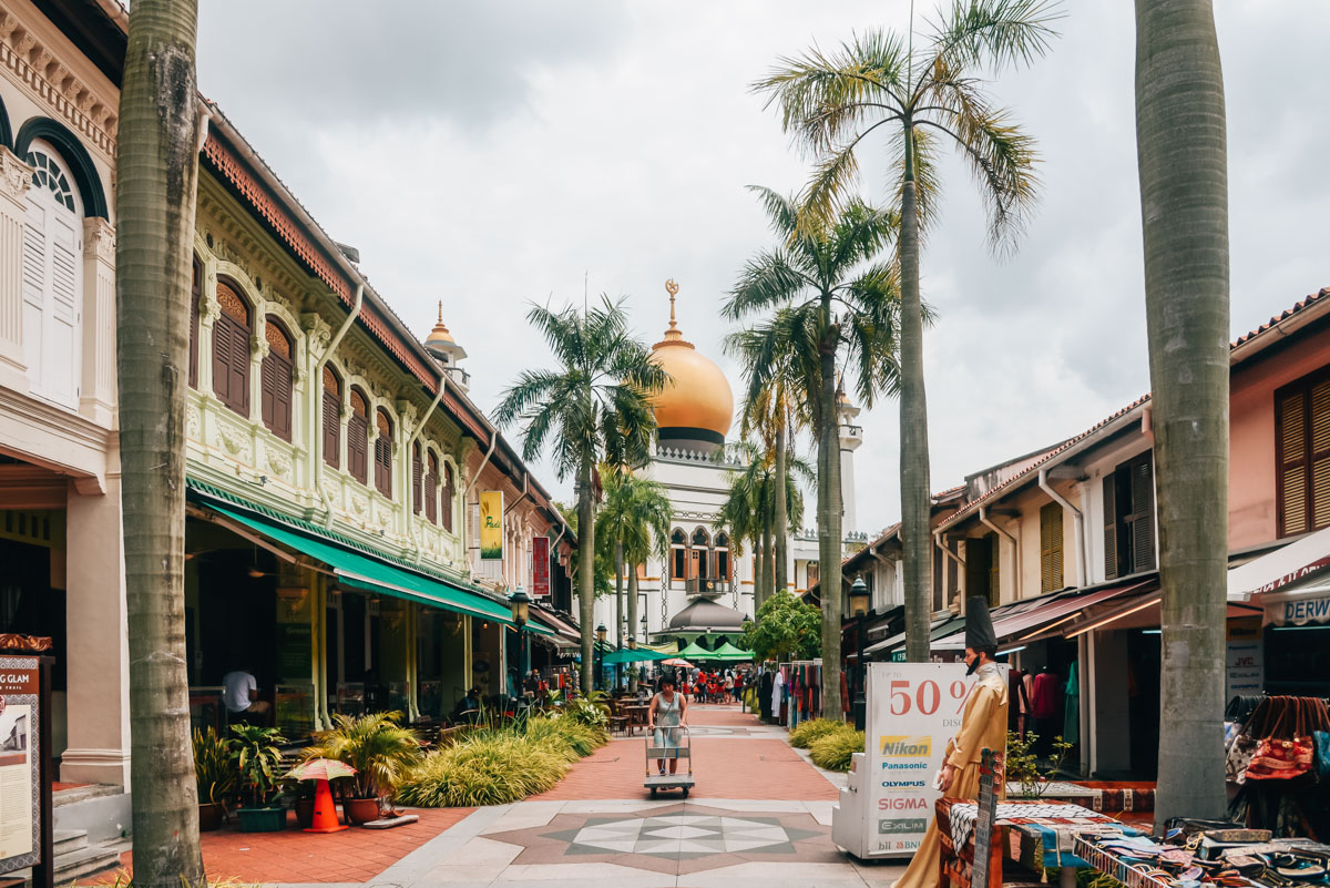 Singapur Kampong Glam
