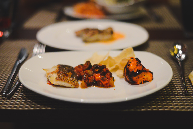 Singapur-Restaurant Edge