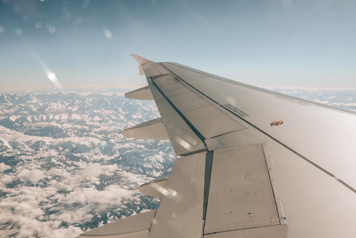Flugzeit Marokko