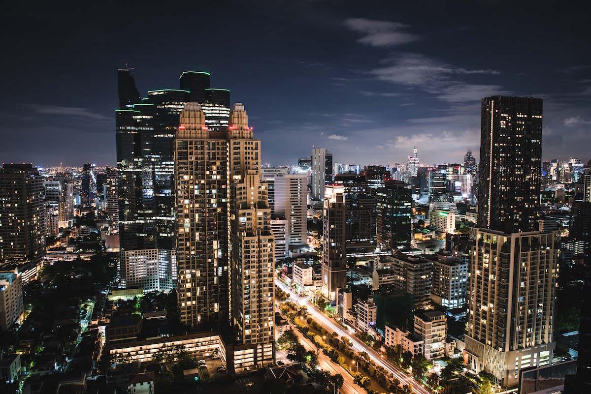 Anantara Bangkok Skybar