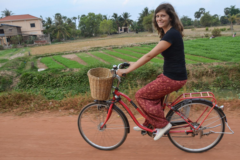 Bicycle-Siem-Reap