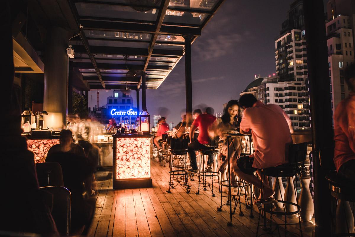 Muse Hotel Bangkok Skybar