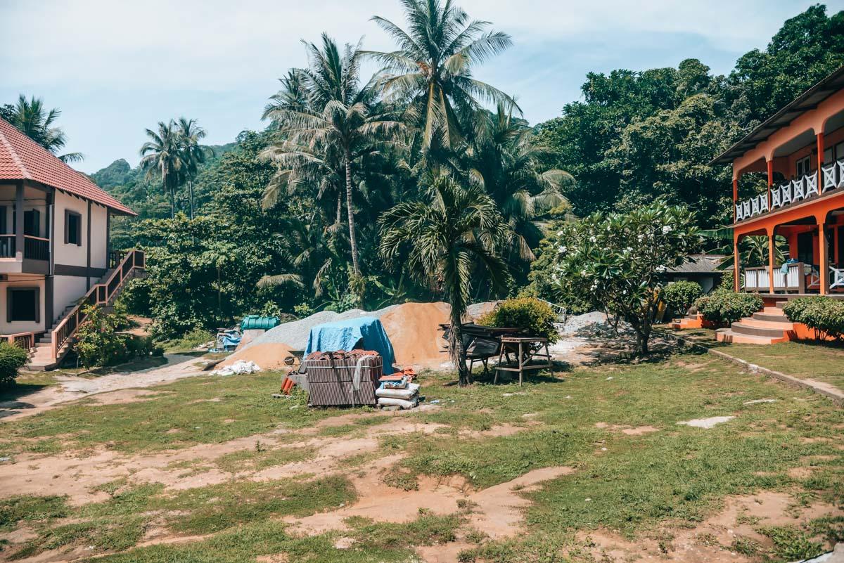 Perhentian-Inseln-Matahari-Chalet