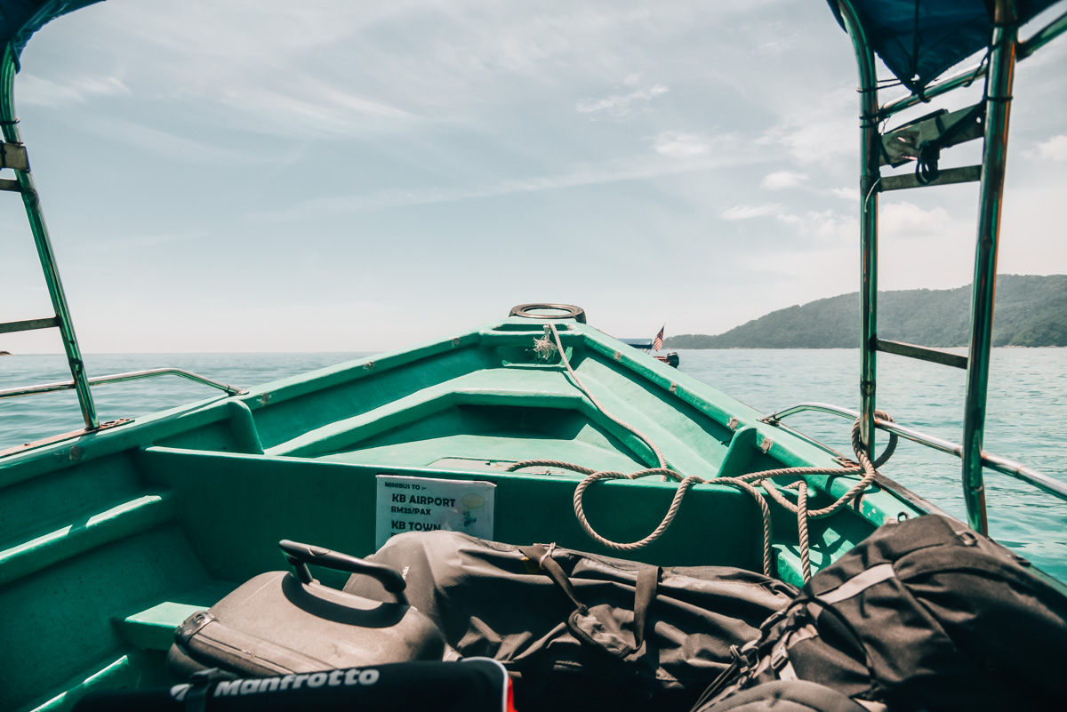 Perhentian-Inseln-Schnellboot