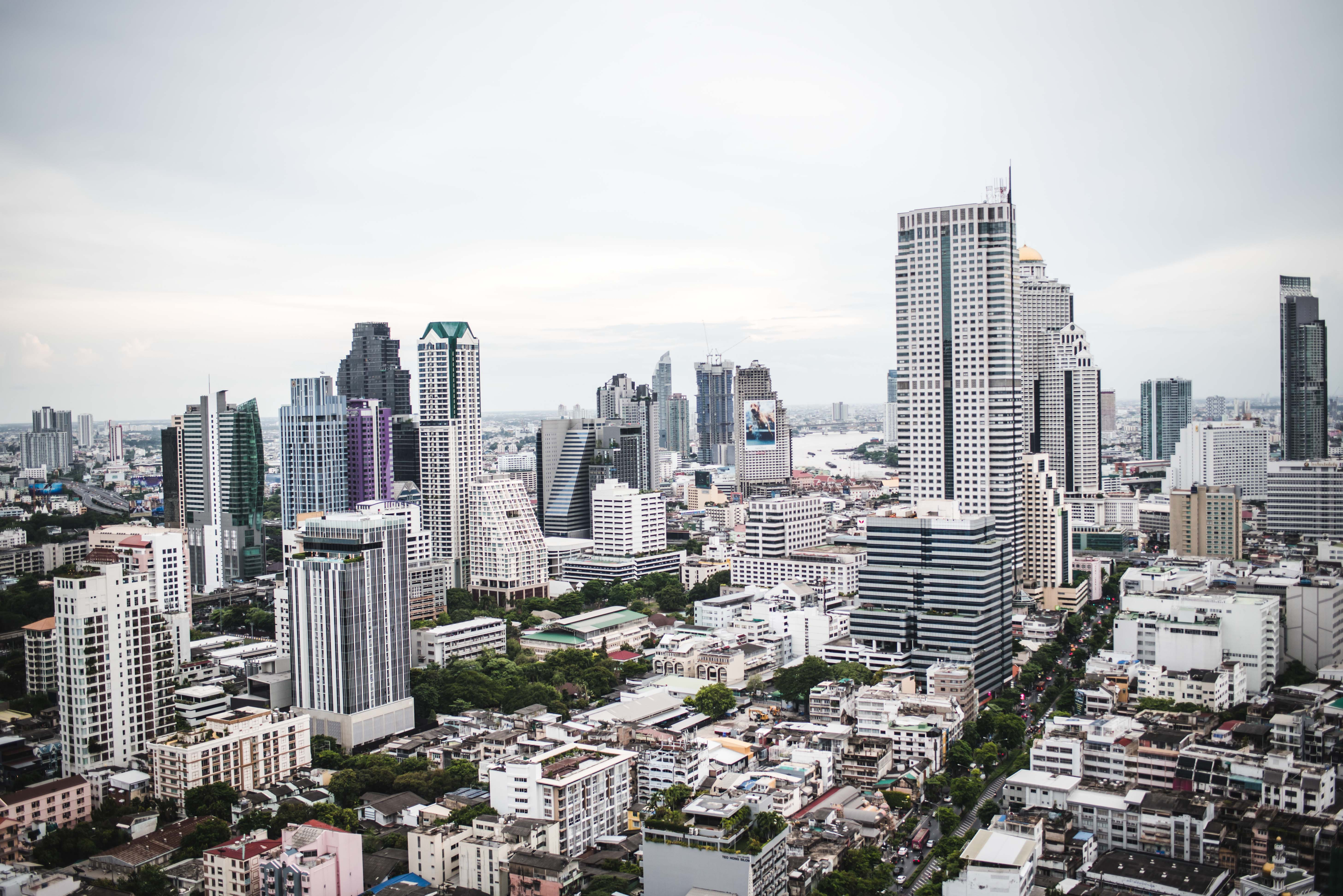 Skybar Bangkok Pullman