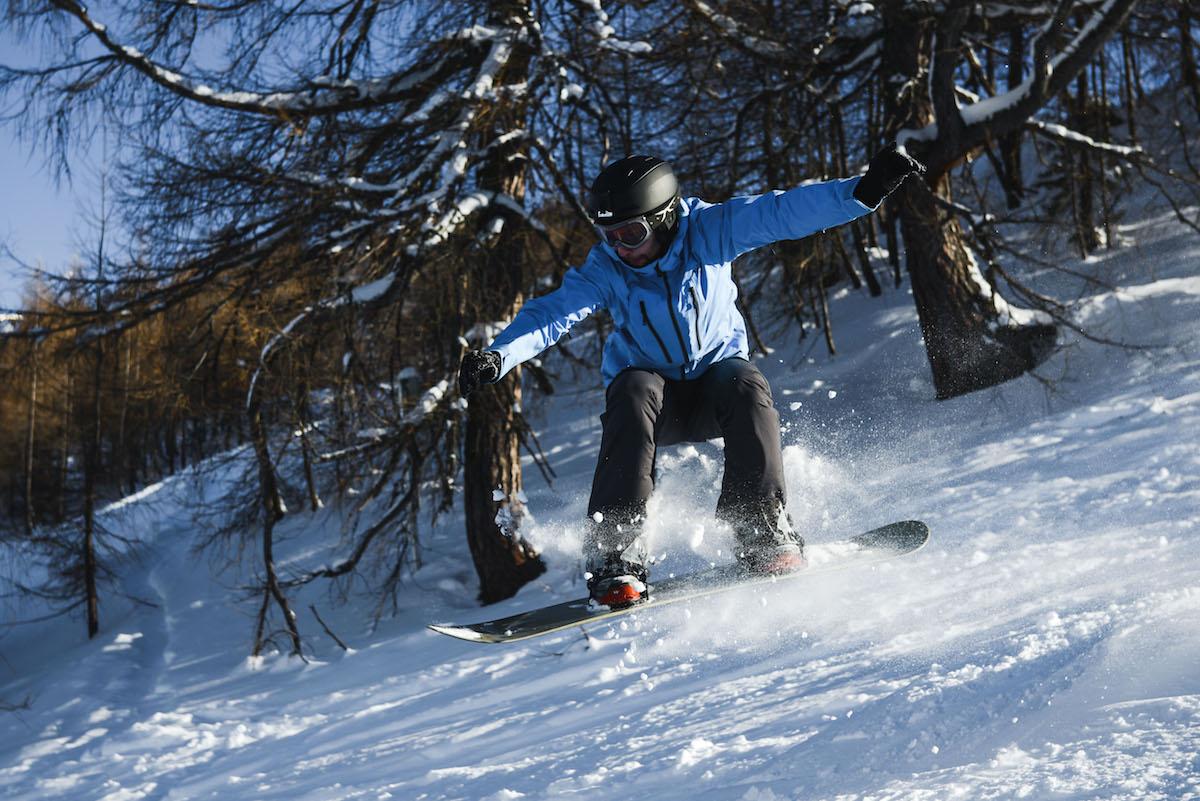 Hinterstoder-Snowboard