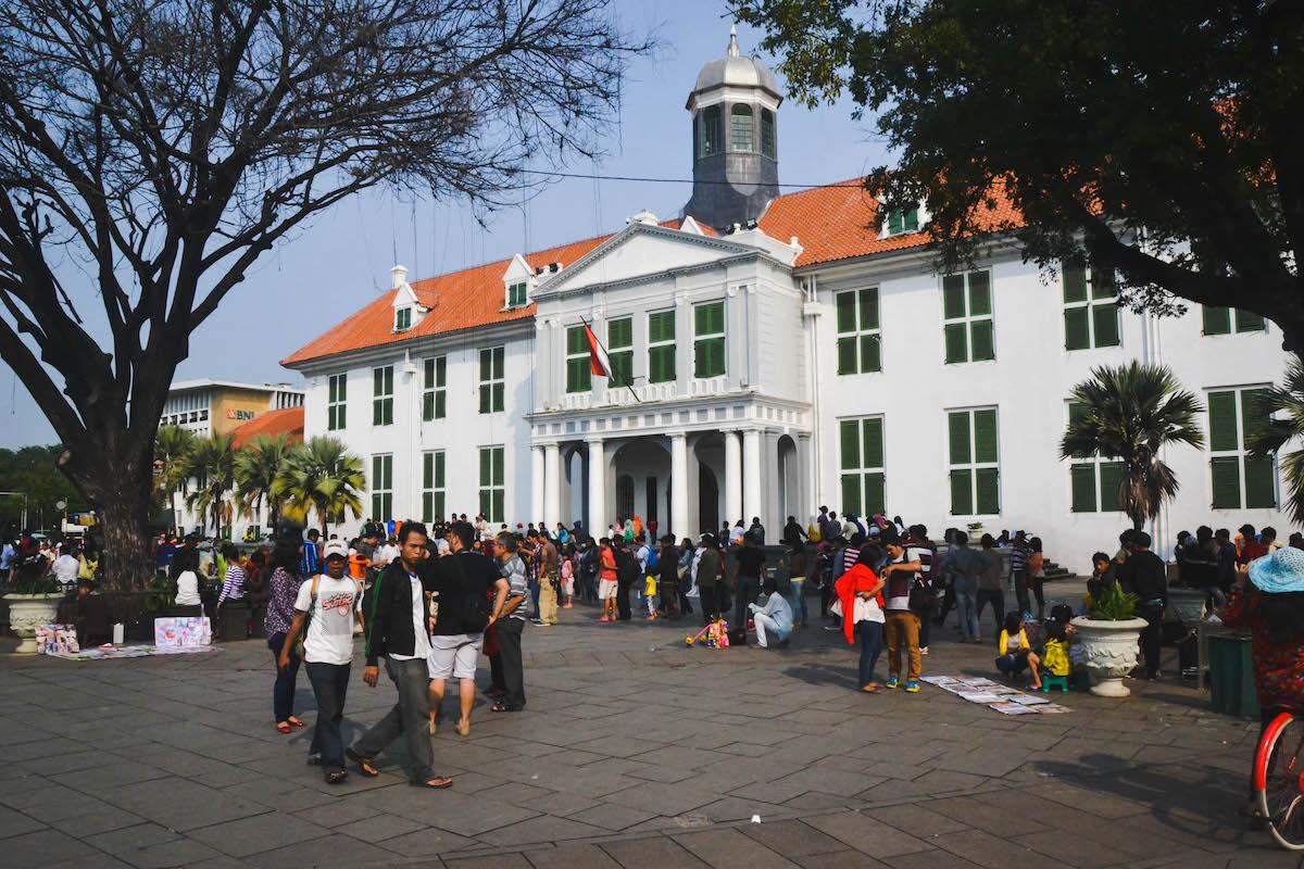 Jakarta-Altstadt