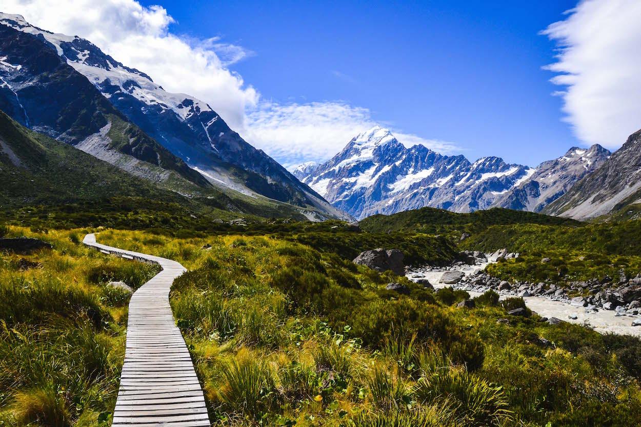 Mount-Cook-Neuseeland