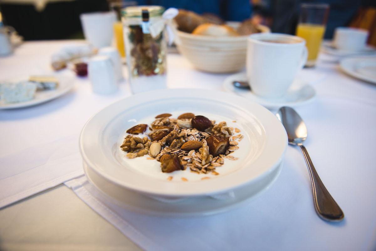 Poppengut-Hinterstoder-Frühstück