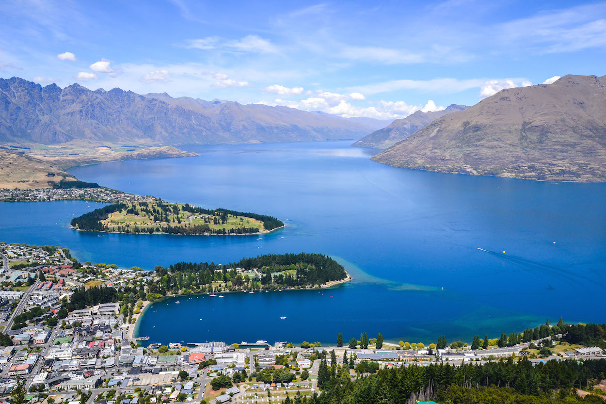 Queenstown-Neuseeland