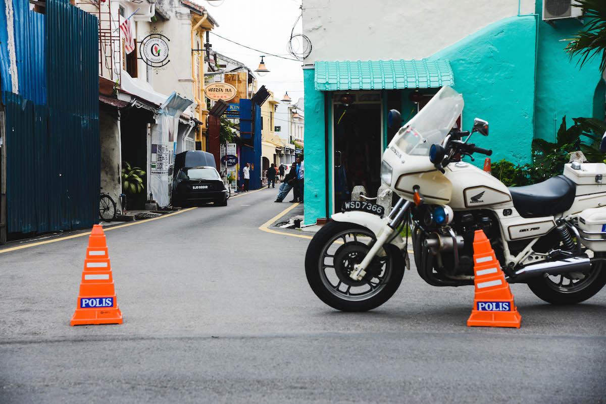 Malaysia-Kriminalität
