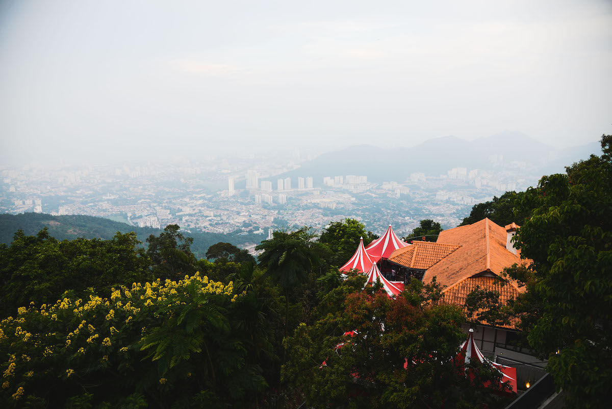 Penang-Hill-view