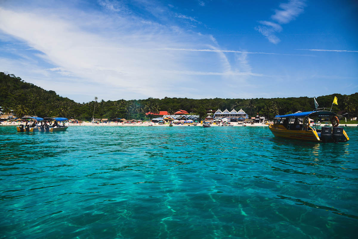 Perhentian-Islands-Beach