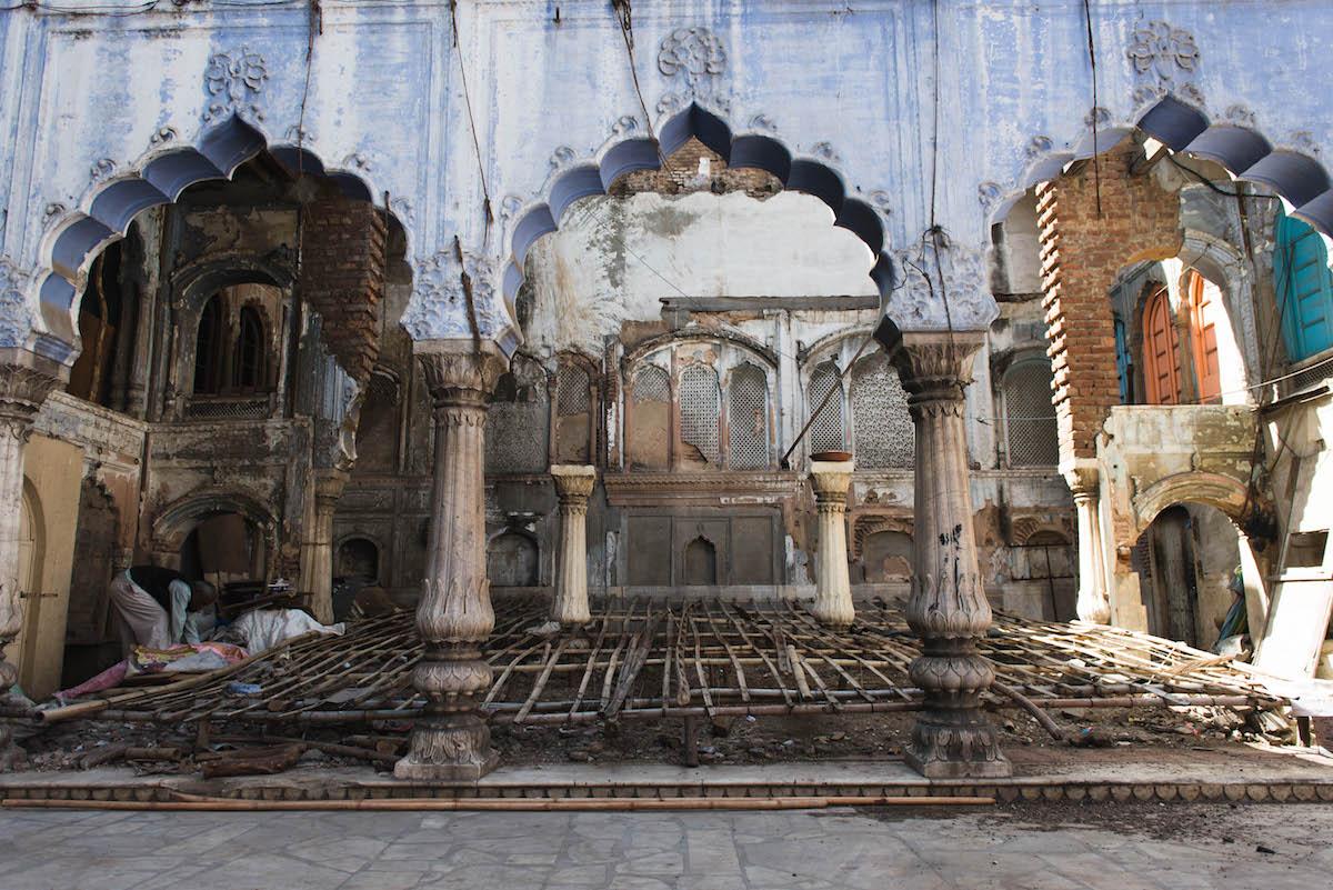Old-Delhi-Historial