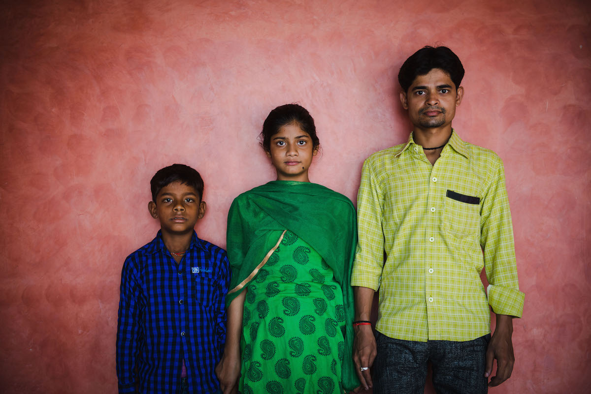Inder-fotografieren