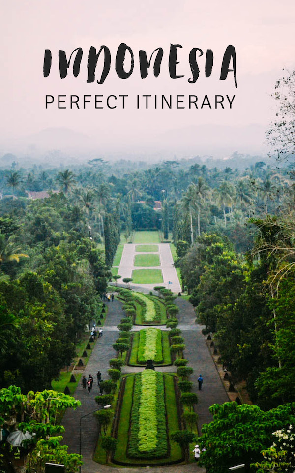 Indonesia-perfect-itnerary