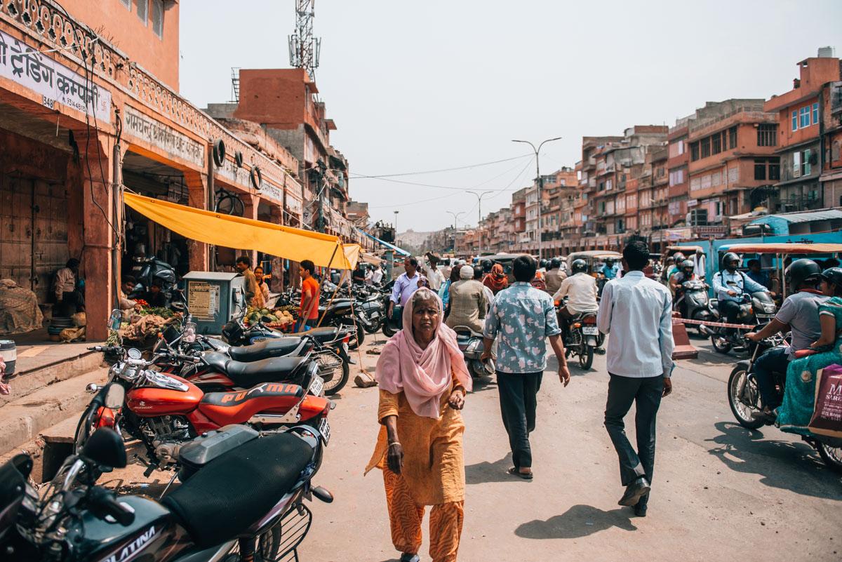 Jaipur Erfahrungen