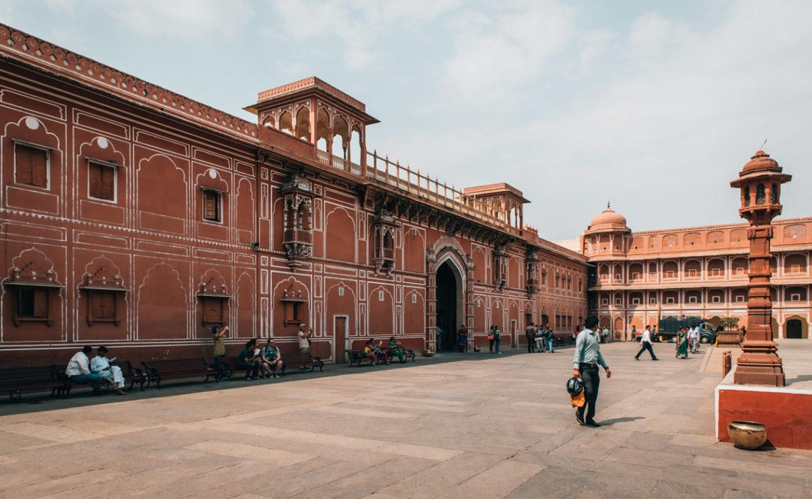 Jaipur Sehenswürdigkeiten Tipps
