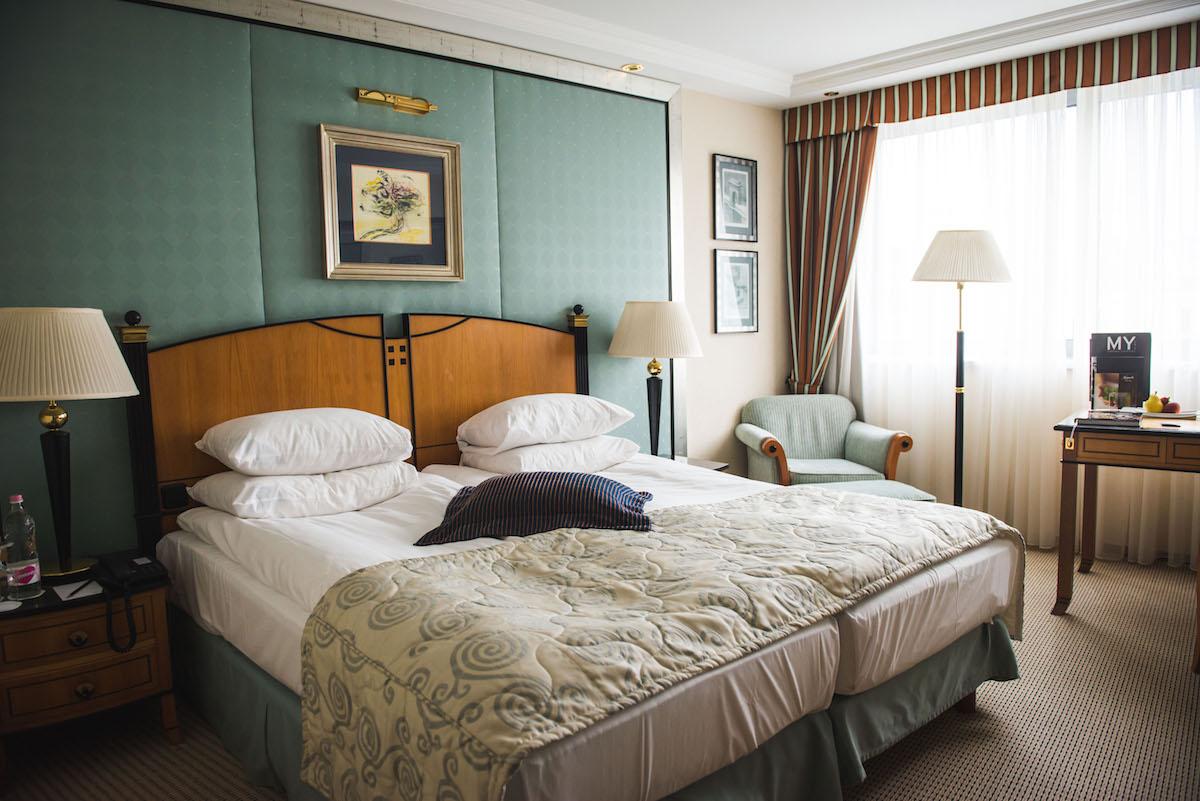 Kempinski Hotel Budapest Zimmer