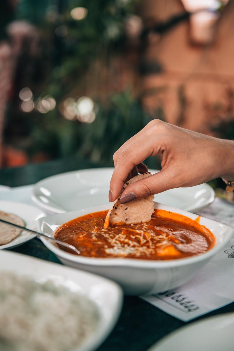 Restaurant Jaipur Tipps