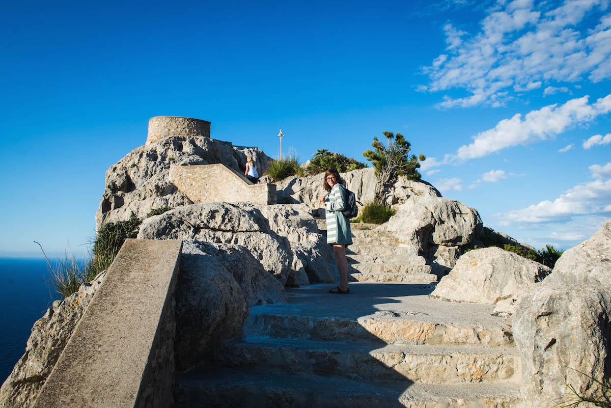 Aussichtspunkt-Formentor